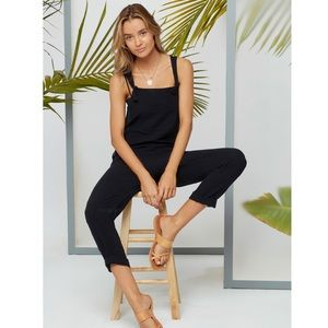 l*space - Cali Girl Overall Jumpsuit